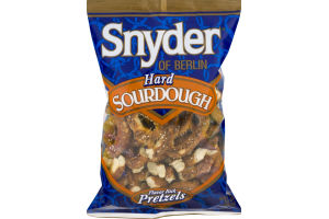 Snyder of Berlin Hard Sourdough Pretzels
