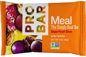 PROBAR Meal The Simple Real Bar Superfruit Slam