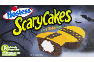 Hostess ScaryCakes - 8 CT