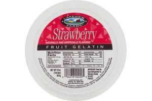 Lakeview Farms Strawberry Fruit Gelatin