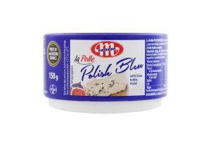 Сыр Mlekovita La Polle Bleu 38% кор/мол