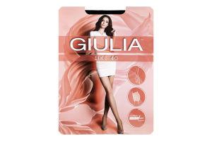 Колготки жіночі Giulia Relax 40den 5-XL nero