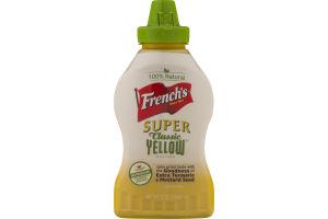 French's Super Classic Yellow Mustard