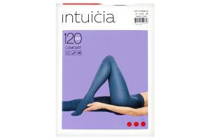 Колготки Интуиция Premium графіт 4 120den