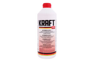 Антифриз G12/G12+ Kraft 1.5л
