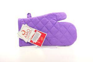 Рукавиця кухонна Amo Lacasa Kitchen Glove Unidyed 20*30 Violet