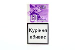 Сигареты Violet super slims LD