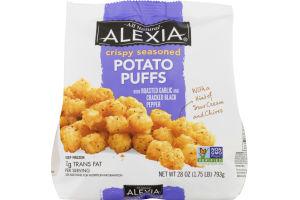 Alexia Potato Puffs Crispy Seasoned