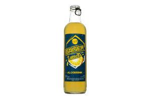 Пиво Gaiser Lemon 6,2% 0,5л х12