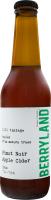 Сидр 0.33л 7-7.5% яблочный с виноградом Brut Pinot Noir 2020 Vintage Berryland бут