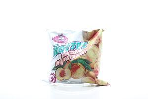Йогурт 2,5% нап.персик Заріччя п/е 500г