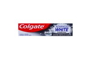 Паста зубная Colgate Advanced White Charcoal