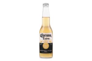 Напій пивний 0.355л 4.5% пастеризований Corona Extra пл