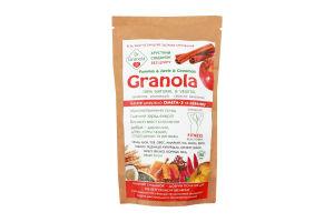 Гранола Pumpkin&Apple&Cinnamon Dr.Granola д/п 125г