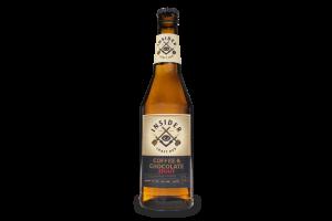 Пиво темне Інсайдер Крафт Хаб Кава і Шоколад Стаут 0,4л