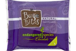 Endangered Species Chocolate Bug Bites Dark Chocolate