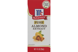 McCormick Pure Almond Extract