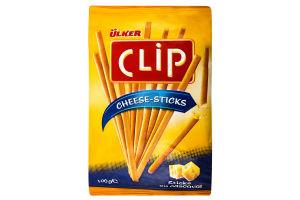 Соломка сырная Cheese-sticks Clip Ülker м/у 100г