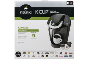 Keuring K-Cup Single Cup Brewing System