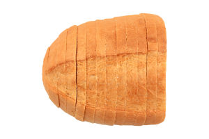 Хліб половинка в нарізці Олександрівський Хлібодар м/у 350г