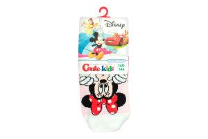 Колготки дет Conte-kids Disney 461 св.роз р140-146