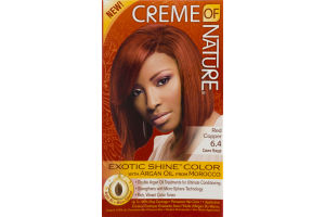 Creme of Nature Permanent Hair Color Red Copper 6.4