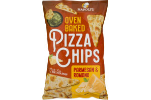 Napoli's Oven Baked Pizza Chips Parmesan & Romano