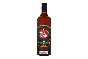 Ром 0.7л 40% Anejo 7 Anos Havana Club бут