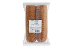 Булочка для французского хот-дога солодовая Рома м/у 0.13кг