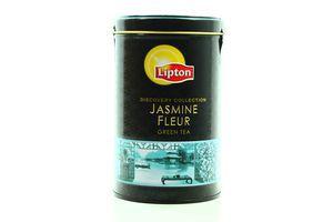 Чай Lipton Jasmine Fleur з/б 100г