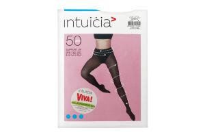Колготки жіночі Intuicia Support Up 50den 3 vizone