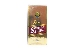 Ром Santiago de Cuba Extra Anejo 40% 0,7л (короб) х2