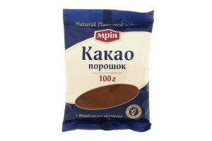 Какао-порошок Мрія м/у 100г