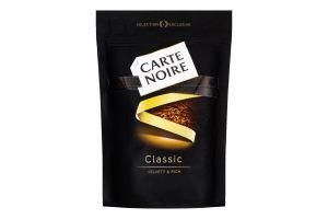 Кофе натуральный растворимый сублимированный Classic Carte Noire д/п 70г