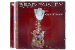 Brad Paisley Christmas CD