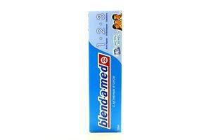 Зубная паста 1-2-3 Экстра свежесть Blend-a-Мed 100мл