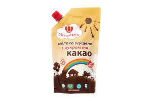 Молоко згущ MamaMil какао д/п 320г