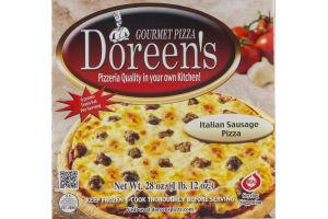 Doreen's Gourmet Pizza Italian Sausage