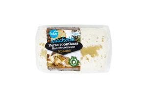 Сыр Veldhuyzen Kaas Мачель сливоч с ананас51%кор/м