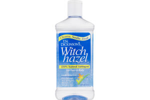 T.N. Dickinson's Witch Hazel For Face & Body