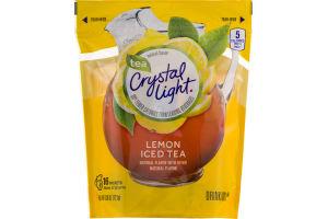 Crystal Light Lemon Iced Tea Drink Mix - 16 CT