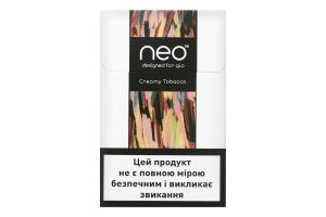Стіки Creamy Tobacco Neo 20шт