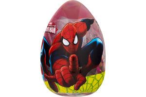 Marvel Spider-Man Variety Pack Candy Egg