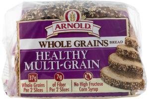 Arnold Whole Grains Bread Healthy Multi-Grain