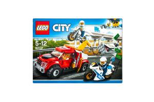 LEGO® City Побег на буксировщике 60137