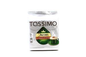 Кофе Jacobs Tassimo Cappuccino д/кофемаш 8капсул 260г