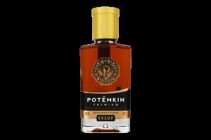 Коньяк 0.5л 40% 5 зірок Premium Potemkin пл