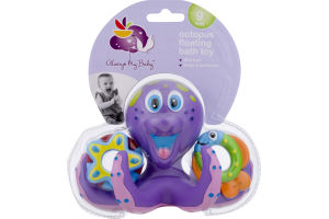 Always My Baby Octopus Floating Bath Toy