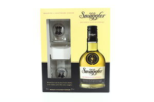 Віскі Old Smuggler Blended Scotch Whisky 0.7л 40% + 2ст