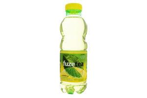 Напиток безалкогольный негазированный Зеленый чай со вкусом лимона и лайма Fuzetea п/бут 500мл
